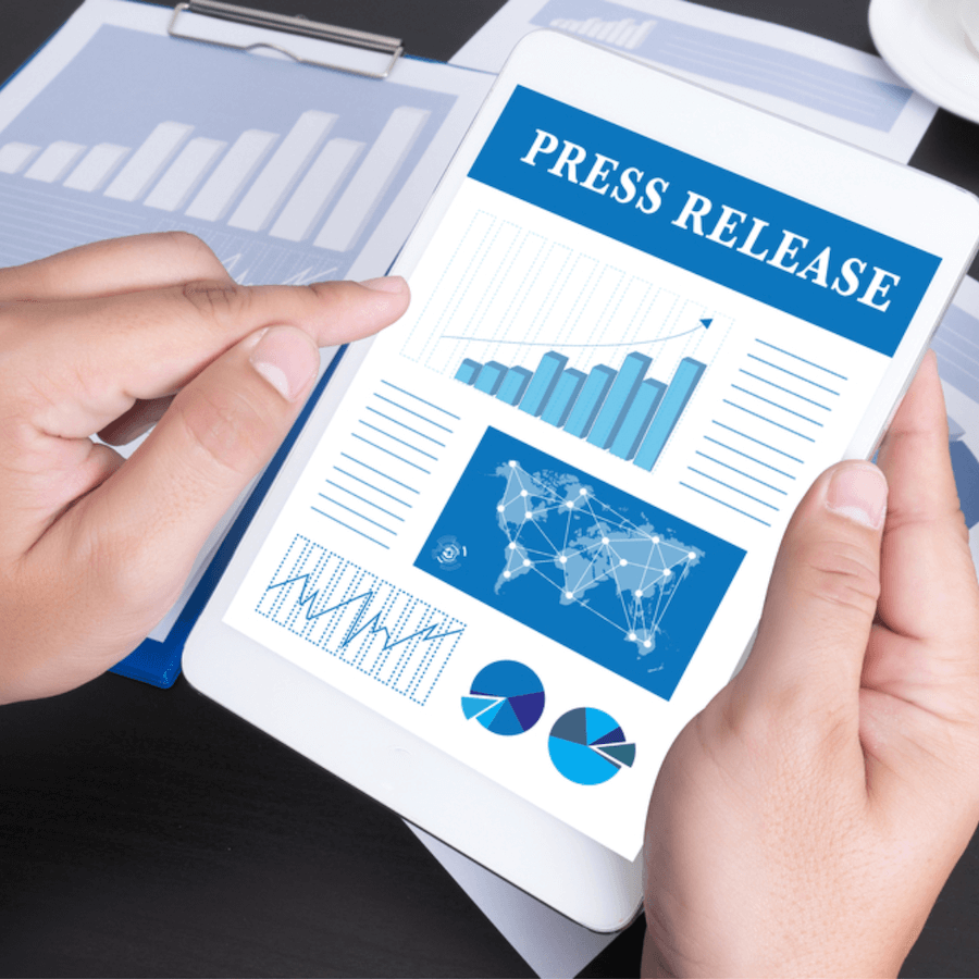 press release publishing