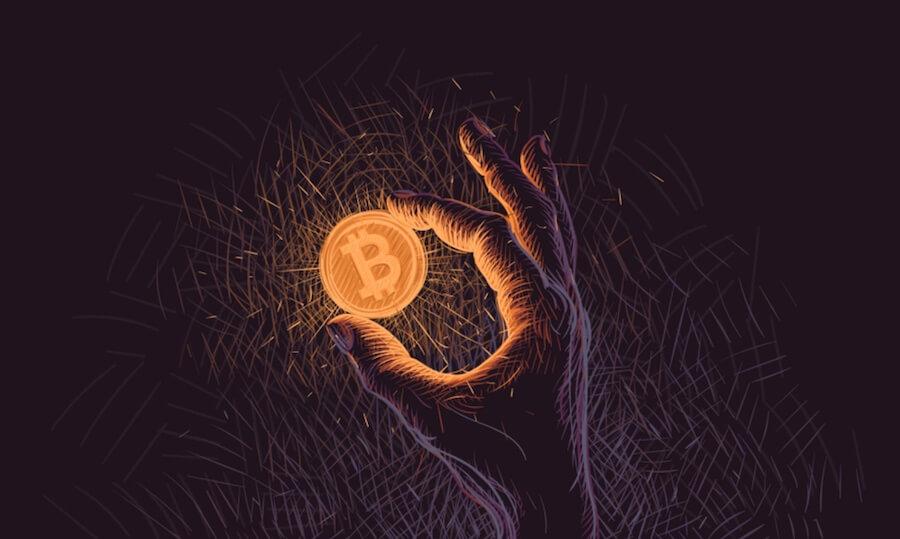Bitcoin reaches $48k bitcoin bullrun 2021